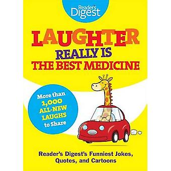 Laughter Really Is the Best Medicine - America's Funniest Jokes - Stor