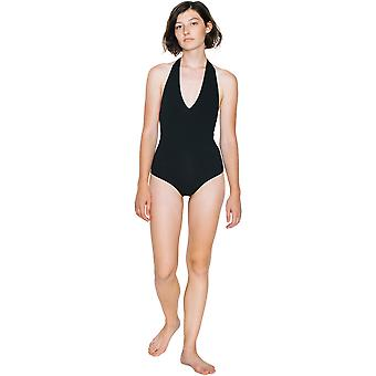 American Apparel Womens/dames coton Spandex Halter maillot