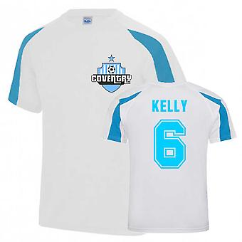 Liam Kelly Coventry Sports Training Jersey (Blanco)