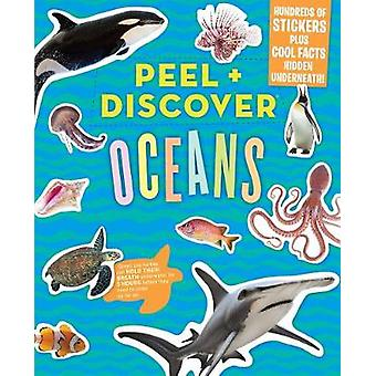 Peel & Discover - Oceans by Workman Publishing - 9781523508754 Book