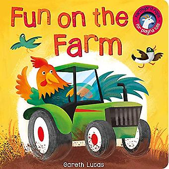 Pops for Tots - Fun on the Farm by Gareth Lucas - 9781788813150 Book