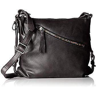 Legend FABBRICA Black Women's shoulder bag (Black 0001)) 7x25x26 cm (B x H x T)