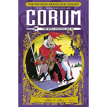 Michael Moorcock Library The Chronicles of Corum The Bull by Jill Thompson