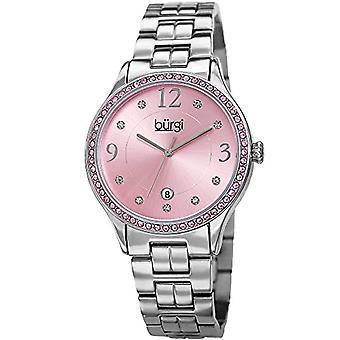 Burgi Clock Woman Ref. BUR180SSPK
