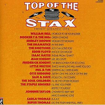 Top of the Stax - Vol. 1-20 Top of the Stax Grea [CD] USA import