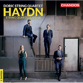Haydn / Doric String Quartet - Strijkkwartetten [CD] USA import