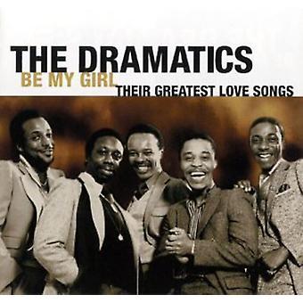 Dramatics - Dramatics: Vol. 1-Be My Girl-Their Greate [CD] USA import