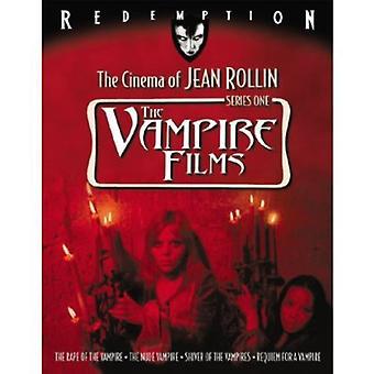 Cinema of Jean Rollin: Series 1 [BLU-RAY] USA import
