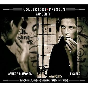 Zaine Griff - Ashes & Diamonds / Figvres [CD] USA import