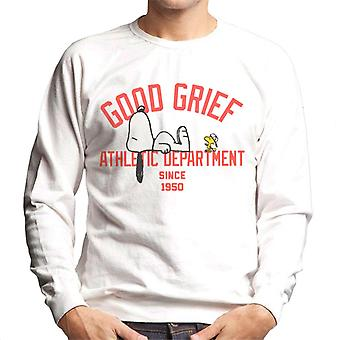 Orzeszki ziemne Good Grief Athletic Department Męska bluza