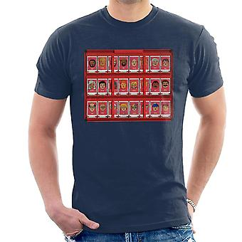 Hasbro Guess Who Red Board Men's T-Shirt