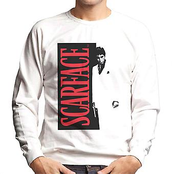 Scarface Film Poster Men's Sweatshirt