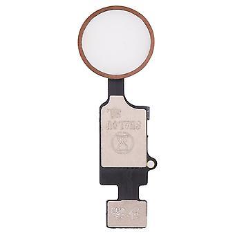 Home Button 5th Gen. Flex Cable Spare Part for Apple iPhone 7 /8/7 Plus/8 Plus Rose Gold