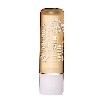 Organic vanilla lip balm 1 unit (Vanilla)