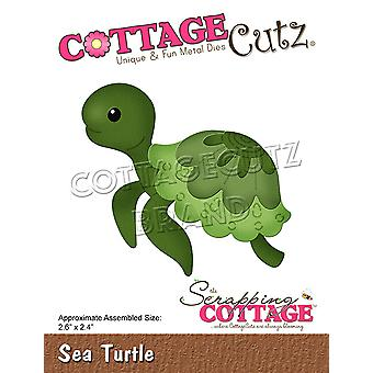 Sloop Cottage Zeeschildpad