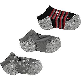 מקדחים נמוך לקצץ 3 חבילת גרביים בנים צעירים