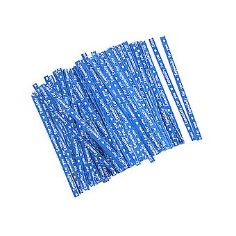 700PCS Baking Package Kraft Paper Wire Blue