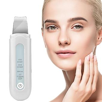 Ultrasonic Deep Face Cleaning, Skin Scrubber - Acne, Blackhead Removal,