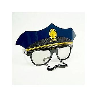 Party Costumes - Sun-Staches - Police Toys Sunglasses SG1947