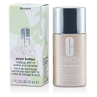 Even better makeup spf15 (dry combination to combination oily) no. 03/ cn28 ivory 95981 30ml/1oz
