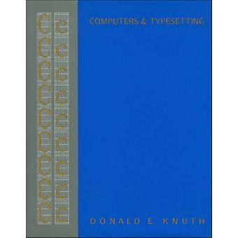 Computers  Typesetting Volume C by Knuth & Donald