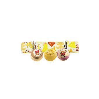 Bomb Cosmetics Gift Set Cracker - Baby Its Gold Outside