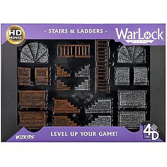 WarLock Tiles Stairs & Ladders