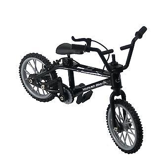 Retro Mini Finger Bmx Bicycle Assembly Bike Model Toys Flick Trix Finger Bikes Toys Bmx Bicycle Novelty Gag Toys Kids Gifts