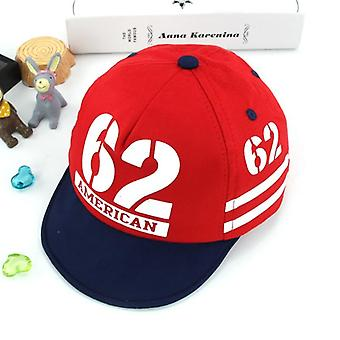 Print Number Baseball Cap For /, Adjustable Snapback Sun Hat Baby Muts