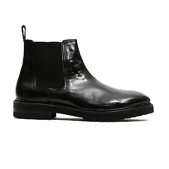 Cerruti Sorte Støvler 1881 mand