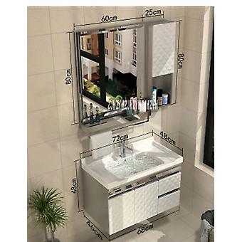 Stainless Steel Mirror, Cabinet Wall Cupboard -wall Cabinet Washstand Sink