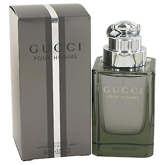 Gucci (new) Eau De Toilette Spray By Gucci 3 oz Eau De Toilette Spray