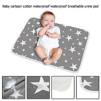 Portable Changing Mat Sheets Waterproof Newborn Baby Diapers Washable Covers