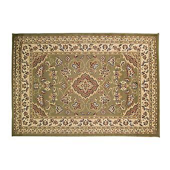 Aufrichtigkeit Sherborne Teppich - rechteckig - grün