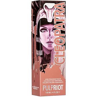 Pulp Riot Raven Collection - Semi Permanent Cruelty-free & Vegan Hair Dye - Cleopatra 118ml