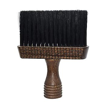 Vain Neck Brush Wooden Handle Duster
