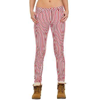 Slim Stripe Trousers