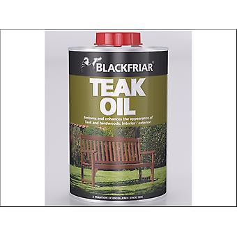 Blackfriar Teak Oil 1L
