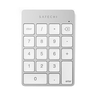 Satechi slim aluminiu bluetooth wireless 18-key key key key key key key key extension for excel numbers data ent