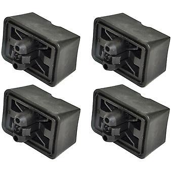 Set Of 4 Jack Poinr Lift Block (L & R) Fits Mini R50 R53 R56 R57 R58 51717039760