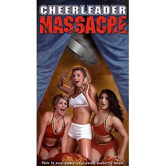 Cheerleader massakren film plakat (11 x 17)