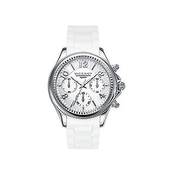 Viceroy watch chronograph steel penelope cruz 47894-85