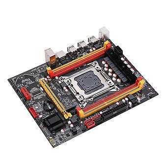 X79 اللوحة الأم المجموعات E5 2620 المعالج 4pcs 4gb 1333 Ecc الذاكرة