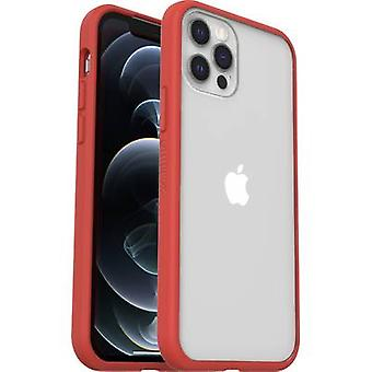 Otterbox React Back cover Apple iPhone 12, iPhone 12 Pro Red, Transparent