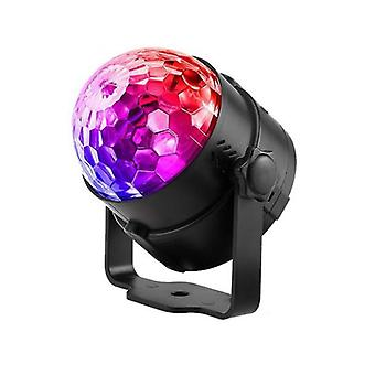 Multiple Patterns Christmas Led Projector Light Disco, Stage & Home Laser