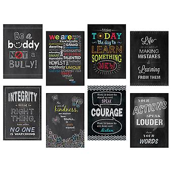 Inspire U Poster Pack, 8 Posters