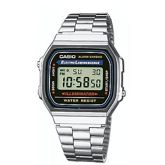 Casio Edelstahl Casio Collection A168wa-1yes