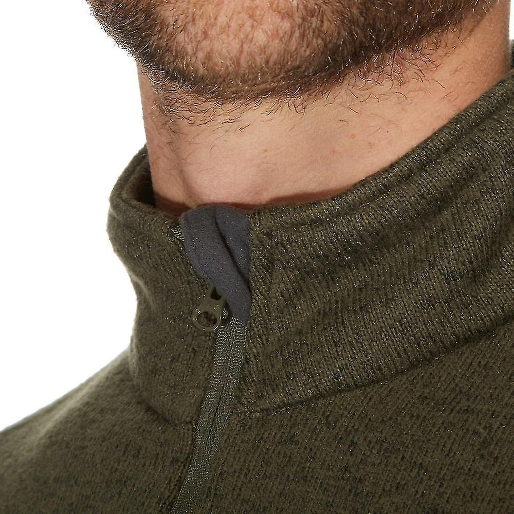 Peter Storm Men's Interest Walking Hiking Half-Zip Fleece