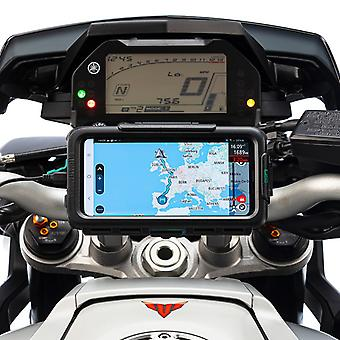 Motorola waterproof motorcycle tough case handlebar bracket