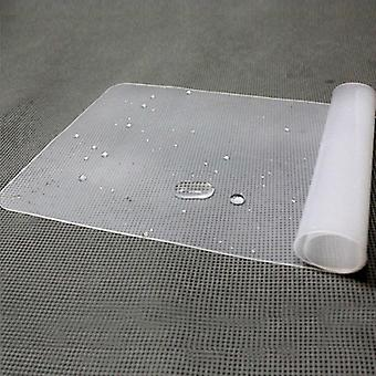 Couvercle de protection pour clavier d'ordinateur portable en silicone imperméable